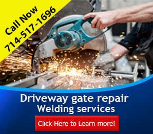 Gate Repair Costa Mesa, CA | 714-517-1696 | Broken Gate